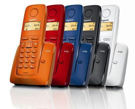 تلفن بی سیم زیمنس (گیگاست) مدل A120